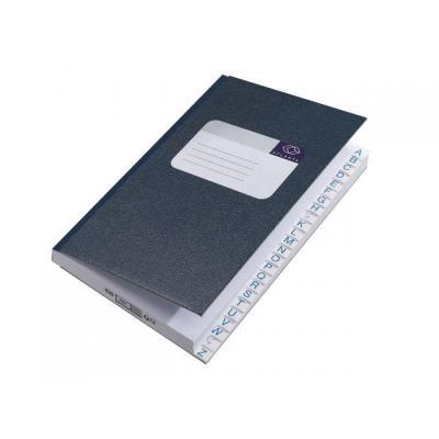 Atlanta schrijfblok: Notitieboek met alfabet 200blz/pk 5