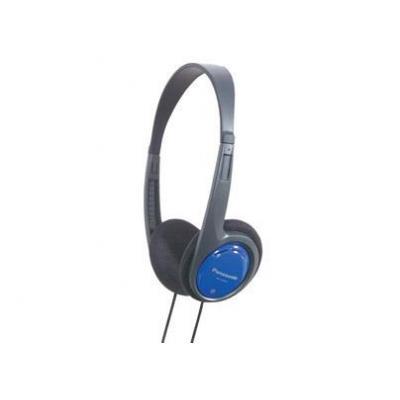 Panasonic RP-HT 010 E-A blauw Koptelefoon