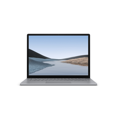 "Microsoft Surface Laptop 3 15"" i5 8GB 256GB Platinum/Aluminium - QWERTY Laptop - Platina"