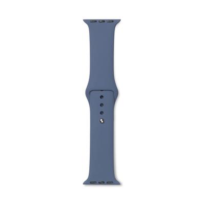 ESTUFF Apple Silicone Watch Band - Blauw