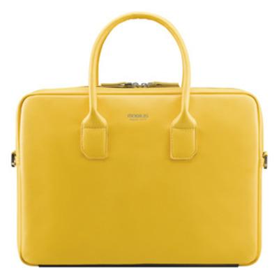 Mobilis Origine Briefcase 14-16'' - Yellow Laptoptas