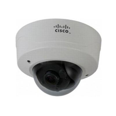 Cisco Surveillance 6020 IP Beveiligingscamera - Zwart, Wit