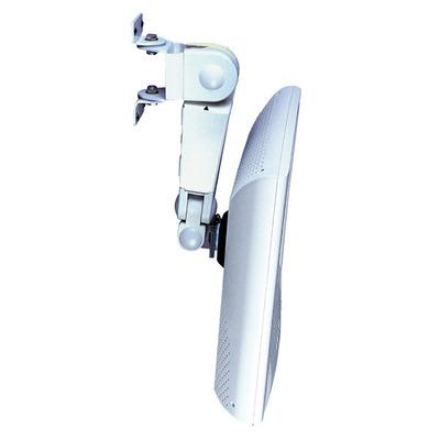 ROLINE LCD-arm standaard, Wandmontage Monitorarm - Wit