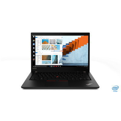 Lenovo ThinkPad T490 Laptop - Zwart