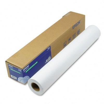 Epson creatief papier: Presentation Paper HiRes 120, 610mm x 30m - Wit