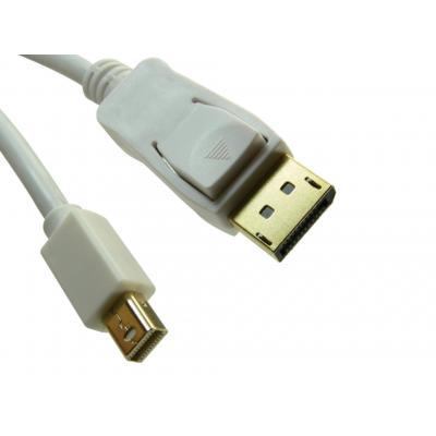 Sandberg : DisplayPort - Mini DP M-M 2m - Wit