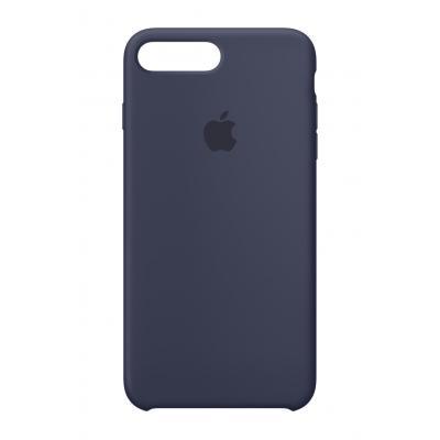 Apple mobile phone case: Siliconenhoesje voor iPhone 8 Plus/7 Plus - Middernachtblauw