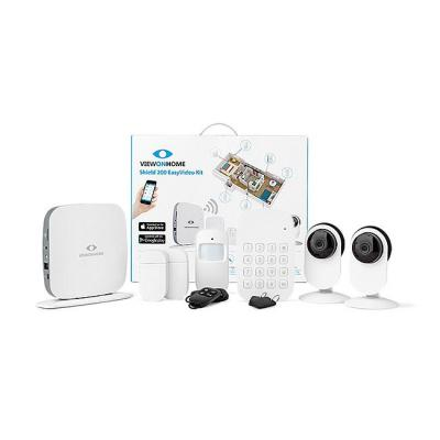 Viewonhome : Shield 200 EasyVideo kit - Wit