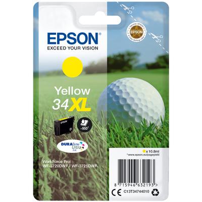 Epson C13T34744020 inktcartridges