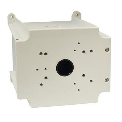 ACTi Pole Mount w/ Junction Box, IP66, White, Aluminum Camera-ophangaccessoire - Wit