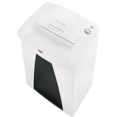 Hsm papierversnipperaar: Securio B32 3,9mm - Wit