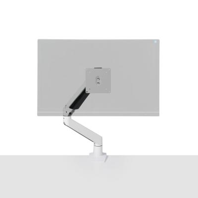 R-go tools monitorarm: Standard Monitor Arm White - Wit