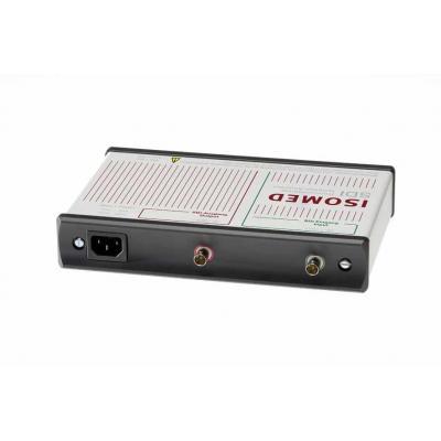 Baaske Medical Video Isolator MED 1 Channel HD-SDI Seriele converter/repeator/isolator - Zwart, Metallic