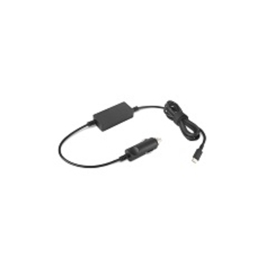 Lenovo 65W USB-C DC Adapter, Black Oplader - Zwart