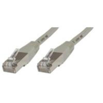 Microconnect 7.5M Cat5e RJ-45 to RJ-45 M/M Netwerkkabel - Grijs