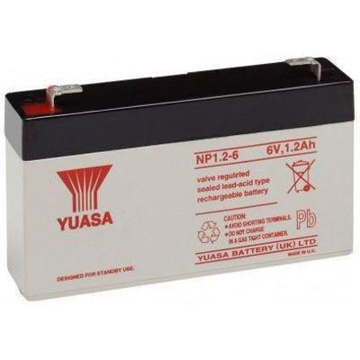 CoreParts MBXLDAD-BA004 UPS batterij - Zwart, Zilver