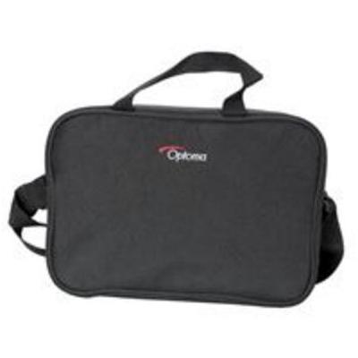 Optoma projectorkoffer: Universal carry bag, Black - Zwart