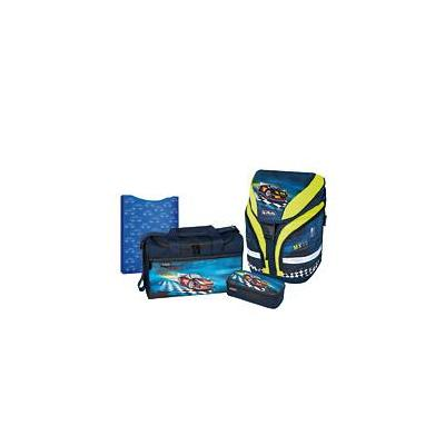 Herlitz : Motion Plus Super Racer - Blauw