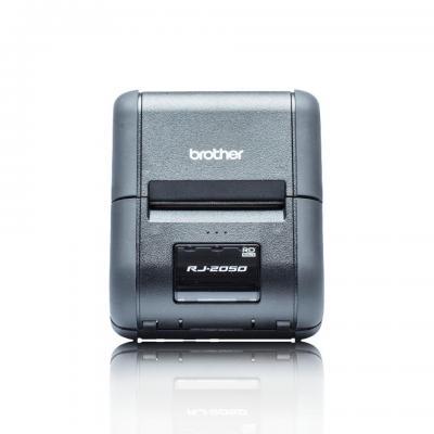 Brother RJ-2050 Pos bonprinter - Zwart