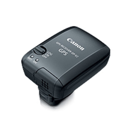 Canon GPS ontvanger module: GP-E2 - Zwart