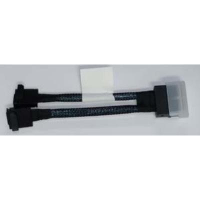Intel 95mm QAT Bridge Cable AXXSTCBLQAT Kabel - Zwart
