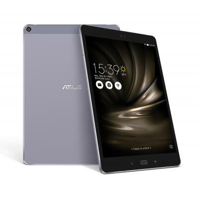 Asus tablet: ZenPad Qualcomm MSM8956, 4GB RAM, 32GB Flash, WLAN 802.11, BT 4.2, 5/8MP, Android 6 - Grijs