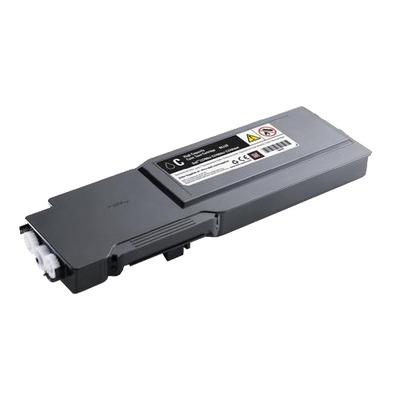 Dell toner: Zwarte tonercartridge extra met hoge capaciteit voor de laserprinter C3760n/ C3760dn/ C3765dnf (11000 .....