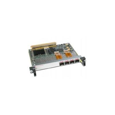Cisco 4-Port OC-3c/STM-1 POS SPA switchcompnent