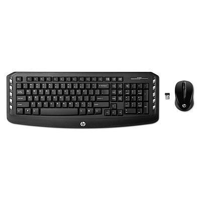 HP Wireless Classic Desktop toetsenbord - Zwart