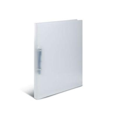 Herma ringband: Ring binder A4 translucent white - Transparant, Wit