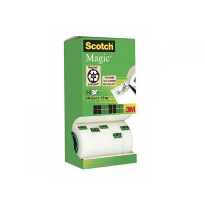 Scotch transparante tape: Plakband magic 810 19mmx33m/ds14r