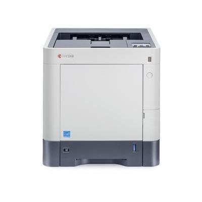 Kyocera laserprinter: P6130cdn - Zwart, Cyaan, Magenta, Geel