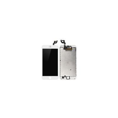 Microspareparts mobile mobile phone spare part: iPhone 6s+ LCD Assembly White - Wit