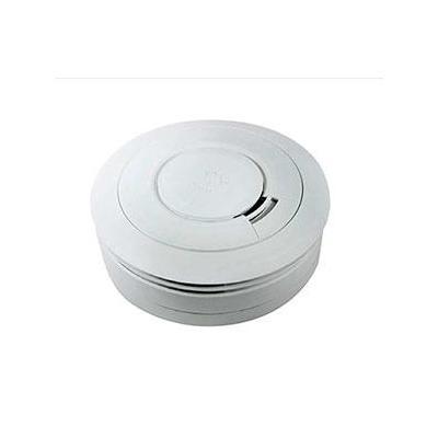 Ei electronics rookmelder: Optische rookmelder, 10 jr lithium, draadloos(RF), stofcomp. Audiolink - Wit