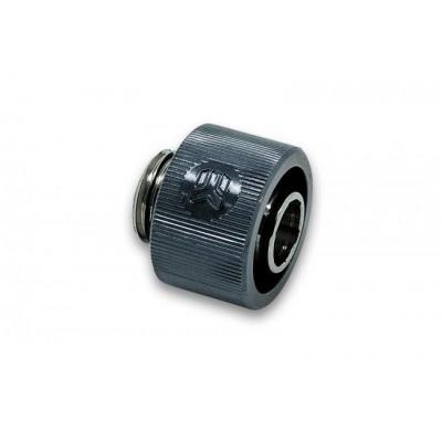 Ek water blocks cooling accessoire: EK-ACF Fitting 10/16mm - Black Nickel - Zwart, Nikkel