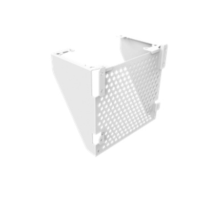 Cooler Master ATX Power Supply Support for the NR200(P), White Computerkast onderdeel - Wit