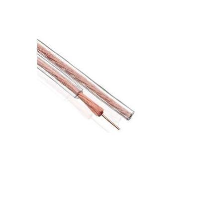 Profigold PGC7254, Loudspeaker Cable, 100 m, transparent - Transparant