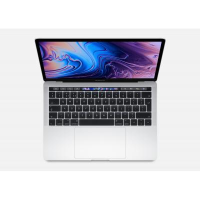 Apple MacBook Pro 13 (2019) i5 - 128GB - Silver Laptop - Zilver
