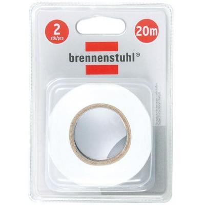 Brennenstuhl plakband: Adhesive Insulating Tape - Wit