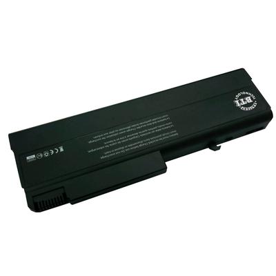 BTI Li-Ion 6600mAh Notebook reserve-onderdeel - Zwart