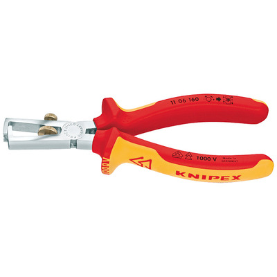 Knipex Insulation Stripper Stripping gereedschap - Oranje, Rood