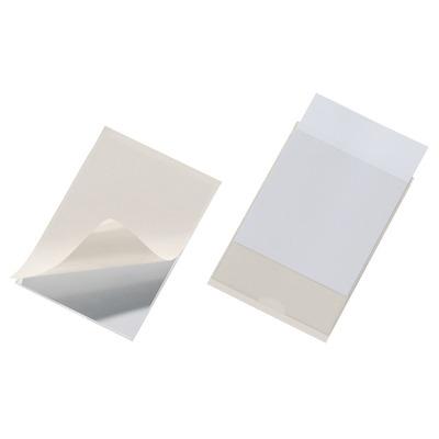 Durable Pocketfix Etikethouder - Transparant