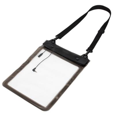 """König CS10RESTSLV100, 10.1"""", Transparent Tablet case"""
