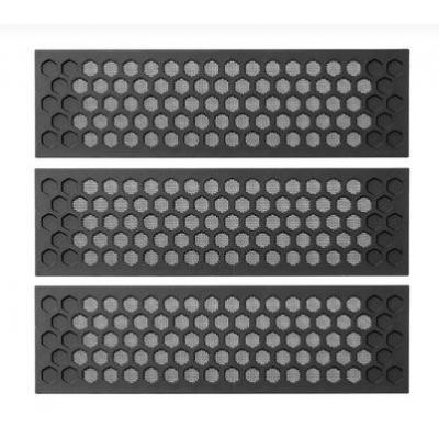"""Corsair Carbide 330R 13.335 cm (5.25"""") Drive Bay Covers Computerkast onderdeel - Zwart"""