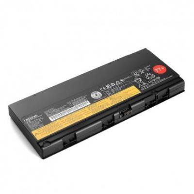 Lenovo batterij: 77+ (6cell, 90Wh) - Zwart