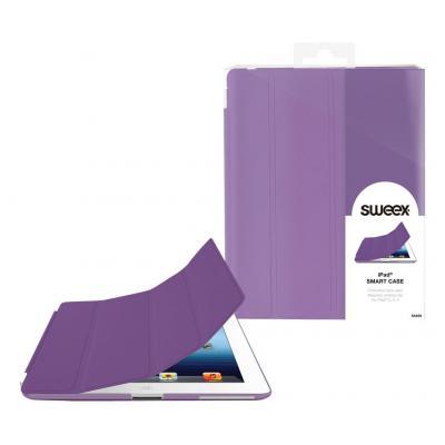 Sweex iPad Smart Case Purple Tablet case - Paars