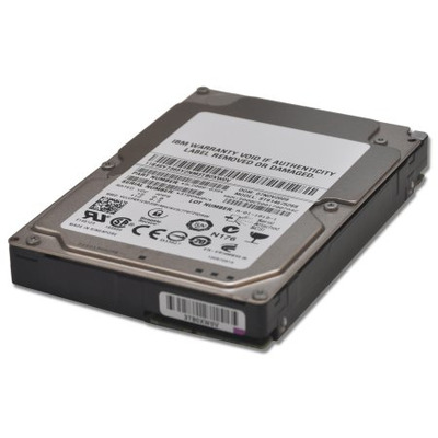 "Ibm 600GB 15K 6Gbps SAS 2.5"" G3HS interne harde schijf"