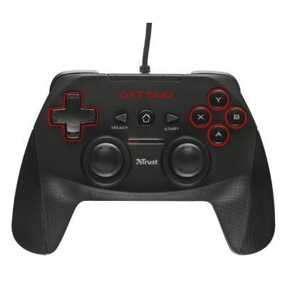 Trust game controller: GXT 540 - Zwart