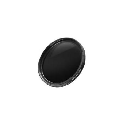 Walimex camera filter: pro Slim Filter ND1000 coated 55 mm - Zwart