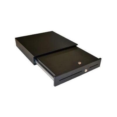 APG Cash Drawer Lockable lid for insert - Zwart
